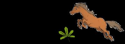 Logo mit Pferdchen